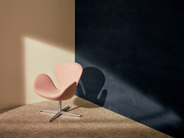 Swan™ lounge chair -- Christianshavn