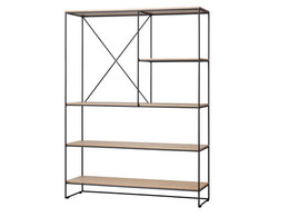Planner shelving, large - side