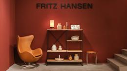 Fritz Hansen Store Milan