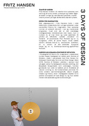 Press Release - 3 Days of Design - DK - PDF