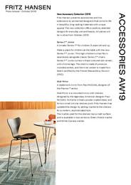 Press Release - Accessories AW19, EN - pdf
