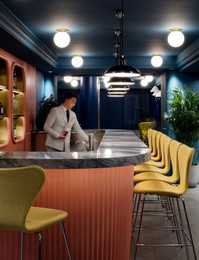 Fritz Hansen Lounge Shanghai