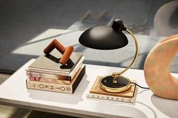 KAISER idell - 6631-Luxus - Black/Brass