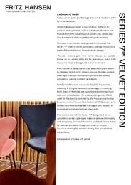 Press Release - Series 7™ Velvet Edition, EN - pdf