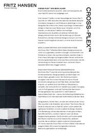 Press Release - Cross-plex™, DE - pdf
