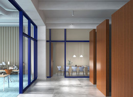 3D visualization - Colours - Grand Prix, Lavender Blue