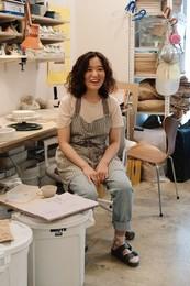 Artist Kyungwon Baek