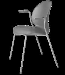 N02 Recycle - N02-11, Grey (rendering)