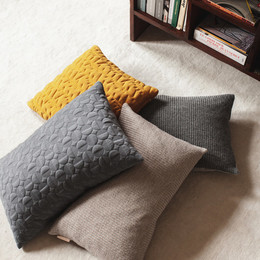 Cushion - Vertigo, Tassel and Aiayu