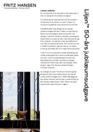 Press Release - Lily™ 50th Anniversary Edition, DK- pdf