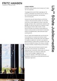 Press Release - Lily™ 50th Anniversary Edition, NL- pdf