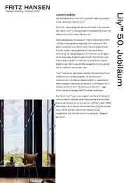 Press Release - Lily™ 50th Anniversary Edition, DE- pdf