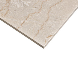 Planner Coffee Table - Marble, Cream