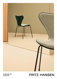 Poster - A Sense of Colour #2 - Green