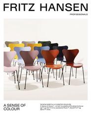 Professionals Brochure - A Sense of Colour - Danish