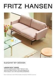 Adboard - Lissoni Sofa - EN