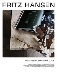 Poul Kjærholm Marble Guide - EN