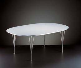 Table Series - Super Elliptical table