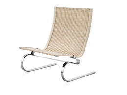 PK20 lounge chair by Poul Kjærholm