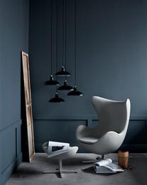Egg - Fabric, light grey