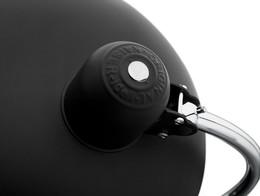 KAISER idell - 6631-T Luxus - Matt Black/Chrome