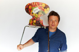 Jamie Oliver Big Chair Project