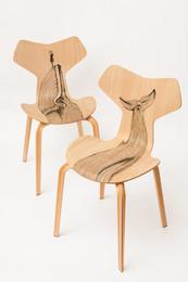 Fantastic Wood - Short novels for chairs