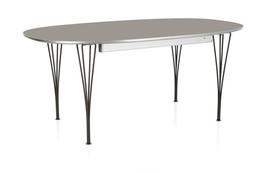 Super elliptical extension Table Series