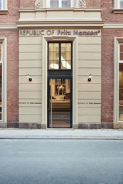 Republic of Fritz Hansen Store Copenhagen