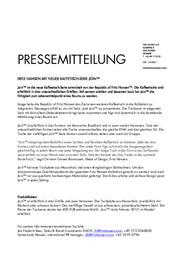 Press Release Join 2013 DE