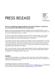 Press Release Join 2013 SE