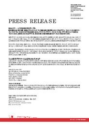 Press Release Essay table 2009 JP