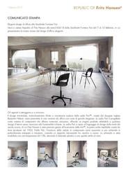 Press Release Cool Designs Stockholm 2017 IT