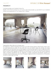 Press Release Cool Designs Stockholm 2017 NL