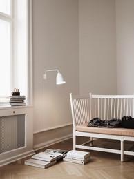 Caravaggio Read Wall - White