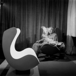 Portrait - Arne Jacobsen
