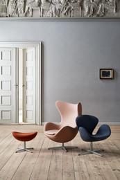 Egg and Swan - Fritz Hansen Colours