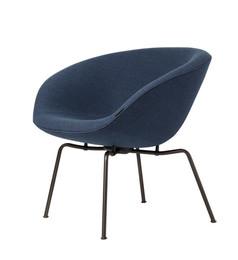The Pot - Fabric, Fritz Hansen Colours, Blue