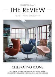 The Review - Vol. 2, Stockholm Furniture & Light Fair